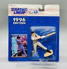 1996 Starting Lineup Jeff Manto Baltimore Orioles Kenner MLB Figure W/Card