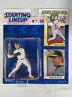 1993 Mark McGwire Starting Lineup With Special Series Card
