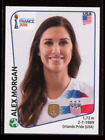 2019 Panini FIFA Women's World Cup France Stickers Soccer Cards 24