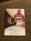 Bradley Beal 13-14 immaculate collection 3 clr patch auto autograph #51 75