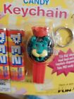 Collectible Pez Keychain Roar The Lion 1999 new in package
