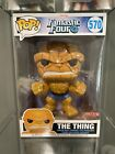 Ultimate Funko Pop Fantastic Four Figures Gallery and Checklist 57