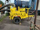 6 inch Wacker Trash pump Excellent condition pumps great Hoses available