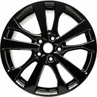 New 18 Black Replacement Wheel Rim for 2016 2017 2018 Nissan Altima