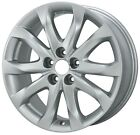 New 18 x 7 Silver Replacement Wheel Rim for 2014 2015 2016 Mazda 3