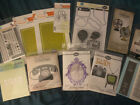 Lot of New Sizxix Die Cuts And More
