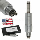 Nsk Style Denta Straight Nosecone Inner Handpiece 4hole Air Motor Micromotor Hb