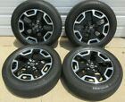 18 FORD BRONCO SPORT OUTER BANKS OEM WHEELS AND TIRES