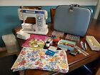 Brother Pacesetter Embroidery Sewing Machine XL 703 W Manual case  accessories