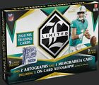 (1 pack not whole box) 1st OFF THE LINE 2020 PANINI LIMITED NFL Hobby box