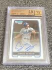 2012 Bowman Draft Pick and Prospects Baseball Prospect Autographs Guide 43