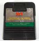 Colecovision SECTOR ALPHA cartridge by Spectravido TESTED  WORKS