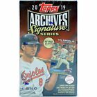 2019 Topps Archives Signature Series (Retired Player Edition) Baseball Hobby Box