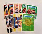 2016 Topps Garbage Pail Kids Prime Slime TV Preview Stickers 12