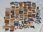 Vintage Embroidered Clothing Jeans Label Lot 100+ Lees Polo Guess Zena Levis