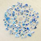 Genuine Sea Beach Glass Small Size Mix Color From Japan Japanese design Pottery