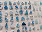 Genuine Sea Beach Glass Small Size Mix Color From Japan Japanese Pottery