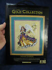 NEW Dimensions The Gold Collection Innocent Guardian Angel Cross Stitch Kit 3820