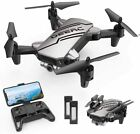 D20 Mini Drone for Kids with 720P HD FPV Camera Remote Control Toys Gifts