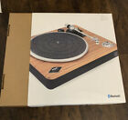 House of Marley Stir It Up Wireless Turntable Vinyl Record Player w Bluetooth