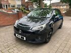 Damaged repairable Vauxhall corsa limited edition 1.4 hatch
