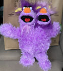 Sesame Street Collectors Two Headed Monster Monster Plush Place Classic Rare