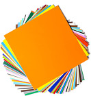 Permanent Adhesive Backed Vinyl Sheets by EZ Craft USA 12 x 12 40 Sheets A
