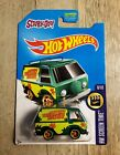 Hot Wheels 2017 Super Treasure Hunt The Mystery Machine Shipped in Protector