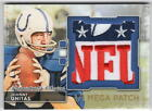 Johnny Unitas Cards, Rookie Card and Autographed Memorabilia Guide 3