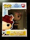 Funko Pop! Disney #467 Mary Poppins with Bag Vinyl Action Figure New