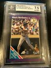 Mark McGwire Cards, Rookie Card and Autographed Memorabilia Guide 22