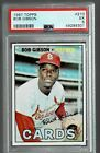 Bob Gibson Cards, Rookie Card and Autographed Memorabilia Guide 13