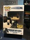 Funko Pop! Sherlock Holmes With Skull #290 Hot Topic Exclusive