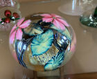 vintage paperweight by Daniel Lotton