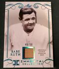 2017 Leaf Babe Ruth Immortal Collection Baseball Cards 2