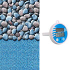 15x24 Oval Pebbles Above Ground Overlap Swimming Pool Liner + Therm 1 DAY SHIP