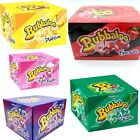 Bubbaloo Bubble Gum Various Flavors 50 Pieces Each Box Individually Wrapped Gum