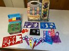 Craft tools for all ages Alphabet Punch  Dual Number Punch Set  Stencils
