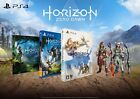NEW Horizon Zero Dawn Limited Edition Game PS4 Art book Special Box Japan F S