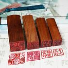 Square Hanko Chop Stamp Japanese And Chinese Name Customize Wooden Stamps Seal