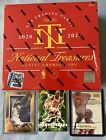 2020-21 National Treasures Basketball FOTL (1st First Off The Line) Box Sealed
