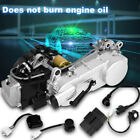 Long Case 87 HP 150cc 4 Stroke GY6 Auto Moped Scooter Engine Motor 150 CVT US