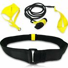 Swimming Belt for Stationary Resistance Training Endless Pool with Drag Parac