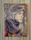 2021 Topps Chrome Star Wars Galaxy Trading Cards 28