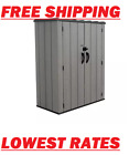 Lifetime 53 Cubic Feet Vertical Storage Shed FREE SHIPPING
