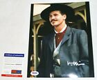 ⭐ Val Kilmer Signed Tombstone Doc Holliday autographed 8X10 picture PSA JSA ⭐