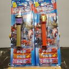 Pez Candy Dispenser Thanos Marvel Universe Avengers & Ironman, new In Package