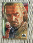 2021 Topps Chrome Star Wars Galaxy Trading Cards 20