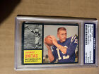 Johnny Unitas Cards, Rookie Card and Autographed Memorabilia Guide 35