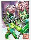 2021 Topps Mars Attacks Exclusive Trading Cards - Invasion 2026 5